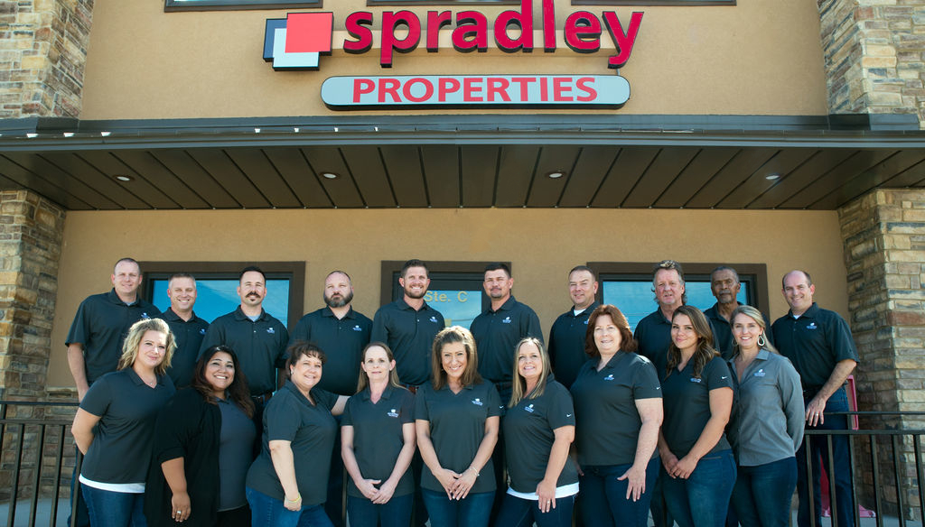Spradley Properties Team Photo